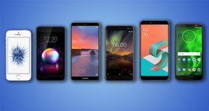 مقایسه بهترین گوشی های ارزان زیر 300 دلار بازار