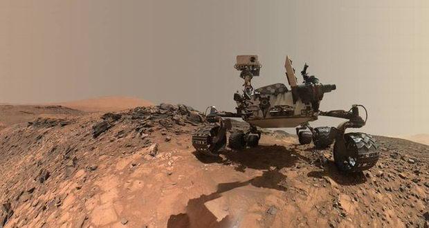 مریخ نورد کنجکاوی ناسا