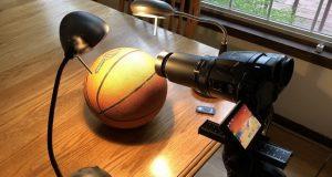 اثبات گرد بودن سیاره زمین به کمک توپ بسکتبال و به روشی ساده و طنزآمیز