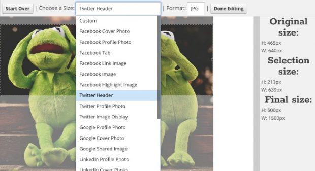 5 ابزار ویرایش تصاویر اینترنتی