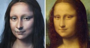 هنر چهره پردازی