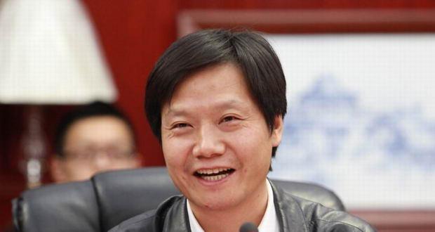 مدیر عامل شیائومی