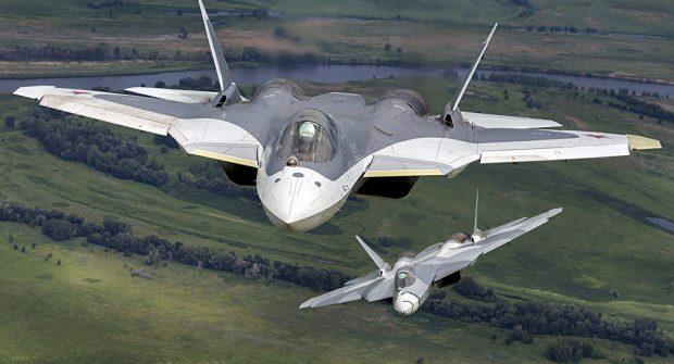 سوخوی Su-57