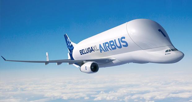 هواپیمای غول پیکر ایرباس BelugaXL