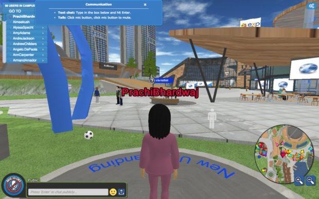 جزیره مجازی eXp Realty