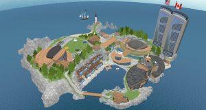 دورکاری در جزیره مجازی eXp Realty