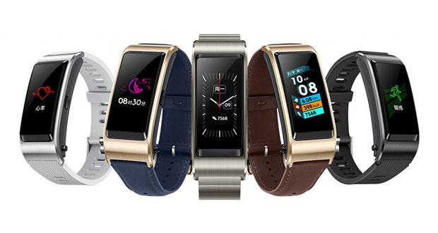دستبند هوشمند هواوی تاک بند بی 5