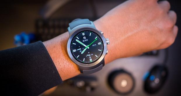 ساعت های هوشمند جدید ال جی