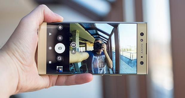 دوربین سونی اکسپریا XA2 اولترا