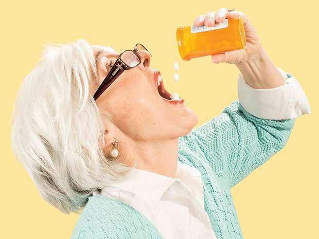 داروی ضد پیری