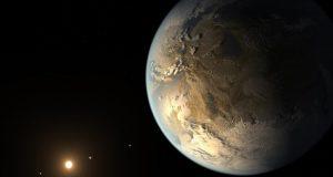 سیاره مشابه زمین