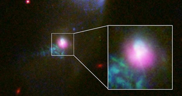 سیاه چاله فضایی