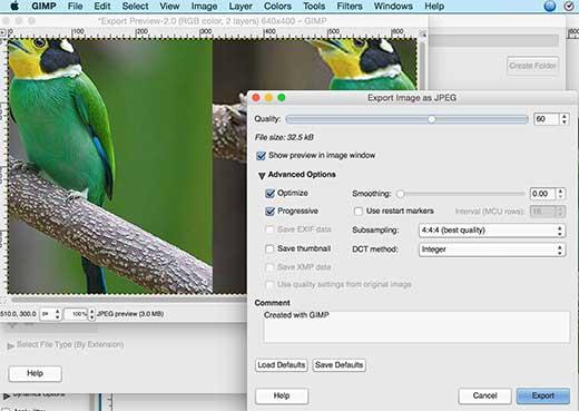 بهینه سازی تصاویر در وردپرس