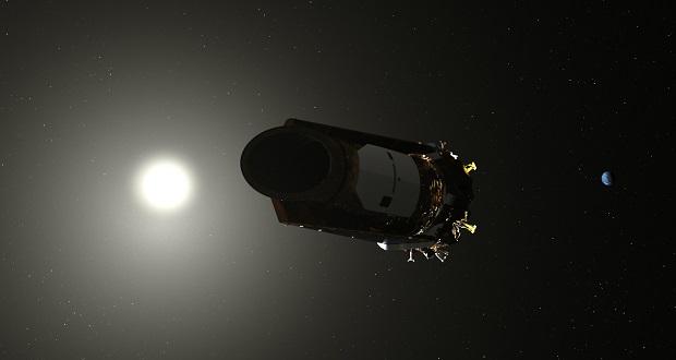 تسلکوپ فضایی کپلر
