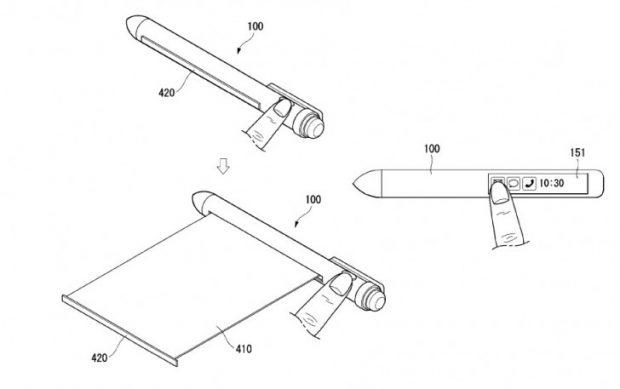 قلم هوشمند ال جی