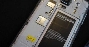ظرفیت باتری گوشی های هوشمند