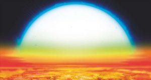 کشف آهن در خارج از منظومه شمسی