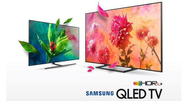 تلویزیون های QLED 2018 سامسونگ
