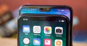 گوشی ناچ استایل اپل و هواوی