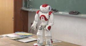 ربات های انگلیسی زبان در مدارس ژاپن