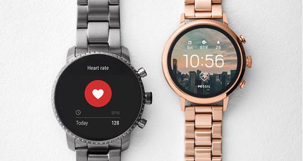 نسل جدید ساعت های هوشمند فسیل