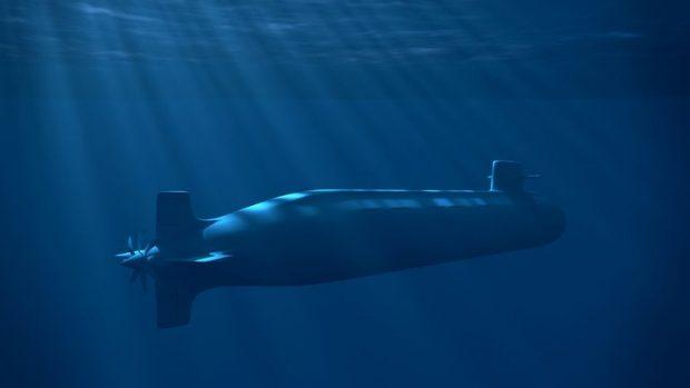 سبیل فک برای یافتن اجسام زیر آب