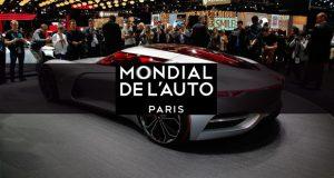 نمایشگاه خودرو پاریس 2018