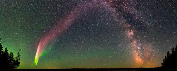 ماهیت واقعی شفق قطبی بنفش استیو دانشمندان را شگفتزده کرده است