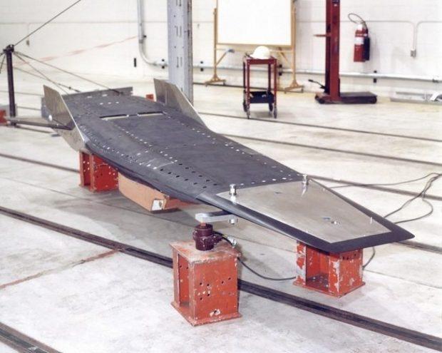 موشک هایپرسونیک نیروی هوایی آمریکا