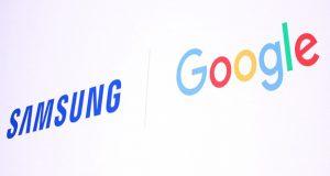 همکاری سامسونگ با گوگل