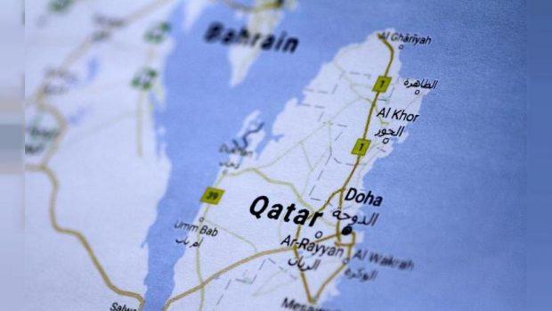 تبدیل کشور قطر به جزیره
