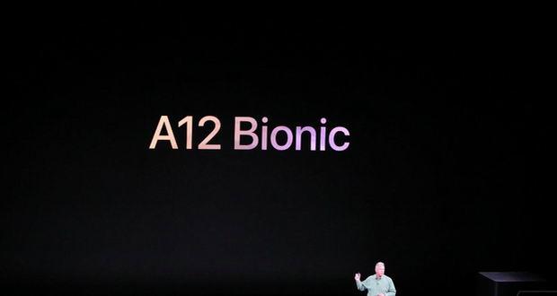 تراشه A12 Bionic
