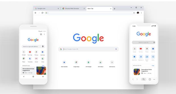 گوگل کروم 69