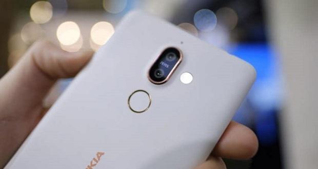 گوشی نوکیا 7.1 پلاس