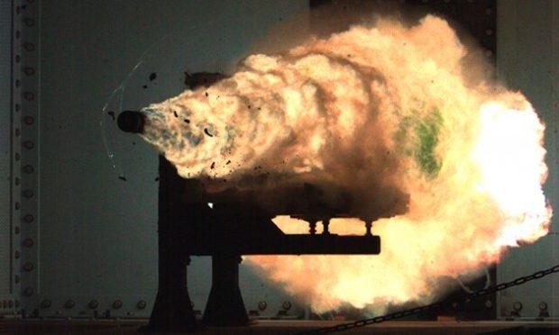 پرتابگر الکترومغناطیسی موشک