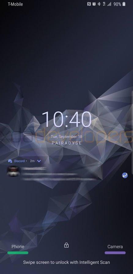 نسخه 10 رابط کاربری اکسپرینس