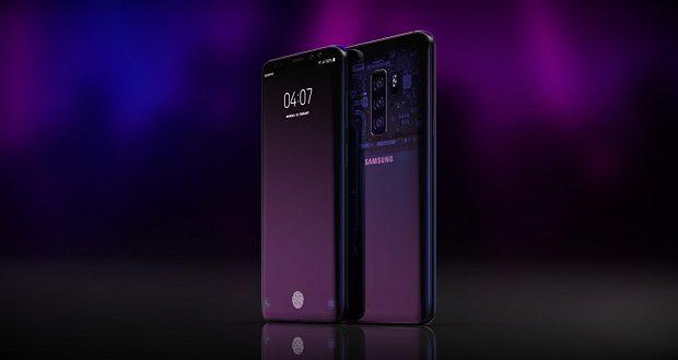 گوشی Galaxy S10