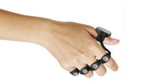 کیبورد پوشیدنی Tap Systems