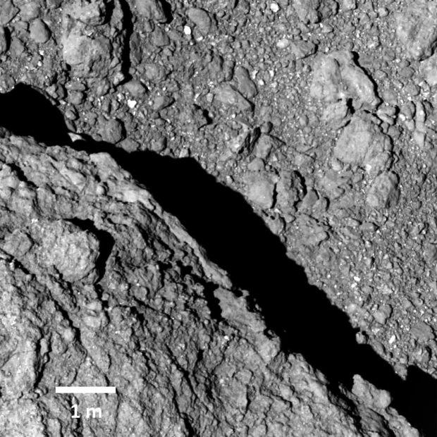 سیارک ریگو - کاوشگر هایابوسا 2