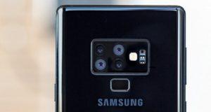 گوشی مجهز به چهار دوربین سامسونگ