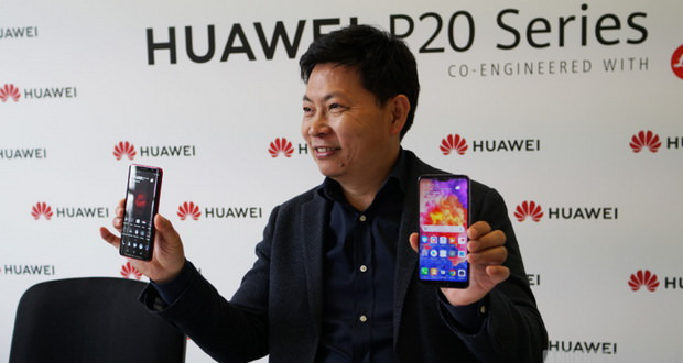 huawei mate 10 to get p20 ai features with android 8 1 - گوشی انعطاف پذیر هواوی سال آینده از راه میرسد