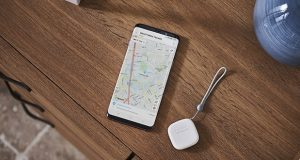 ردیاب SmartThings Tracker