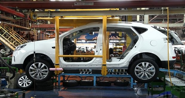داخلی سازی خودروهای چینی