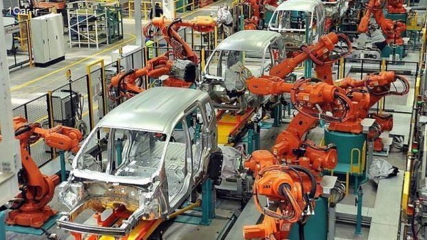 کاهش تولید خودرو