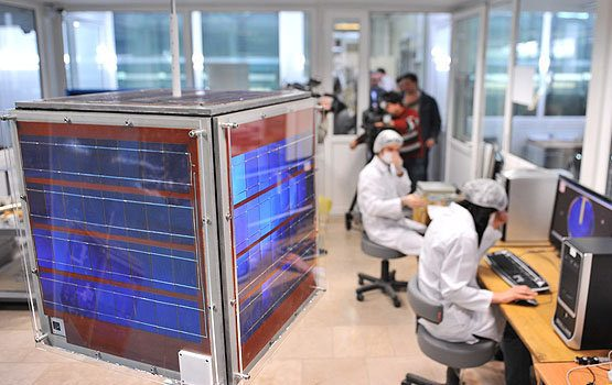 ایران جزو 9 کشور برتر جهان در ساخت ماهواره است