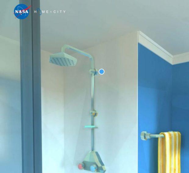 ابزار تعاملی ناسا
