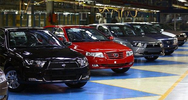 قیمت کارخانه ای خودروهای داخلی