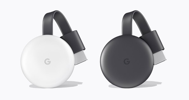 کروم کست جدید گوگل