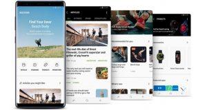 اپلیکیشن Samsung Health