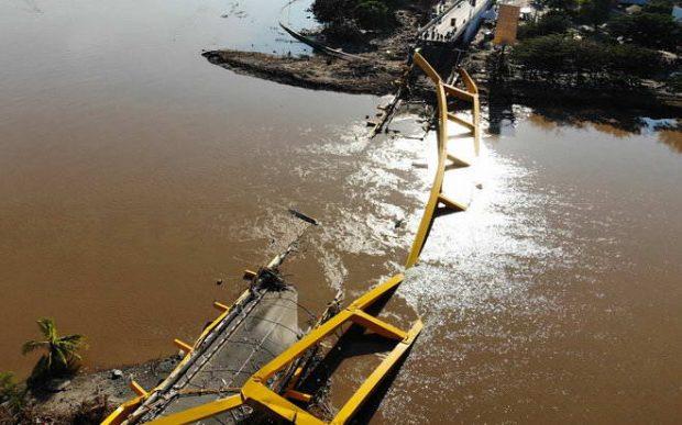 زمین لرزه و سونامی در اندونزی